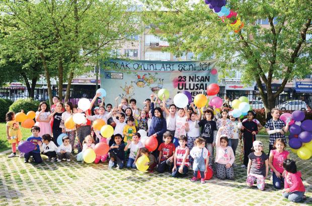 İstanbul'da 23 Nisan etkinlileri