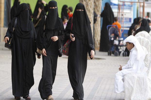 Suudilerden kadınlara çalışma izni