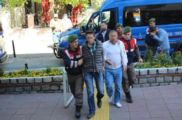 Çanakkale, İstanbul, İzmir ve Balıkesir'deki göçmen kaçakçılığı operasyonunda 11 gözaltı