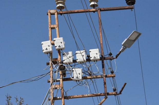 Van'da kaçak elektriğe yeni önlem