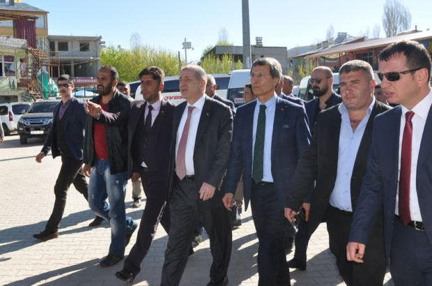 MHP'li Özdağ'dan kurultay açıklaması