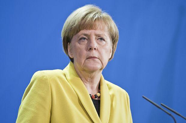 Merkel: Türkiye-AB Anlaşması kesinlikle doğru