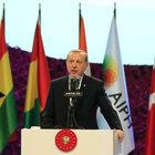 Erdoğan, Musevilerin Hamursuz Bayramı'nı kutladı