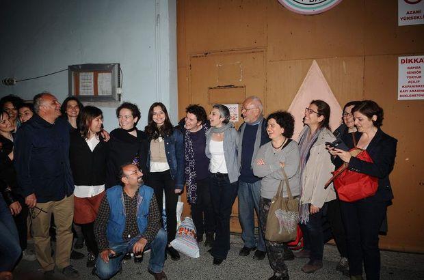 Esra Mungan, Muzaffer Kaya, Kıvanç Ersoy ve Meral Camcı savunma yapıyor