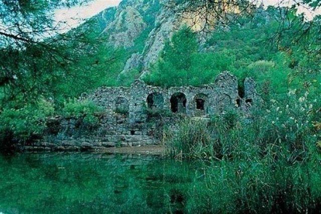 İşte Türkiye'de görülmesi gereken tarihi yerler...