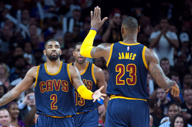 Cavaliers ve Spurs durdurulamıyor