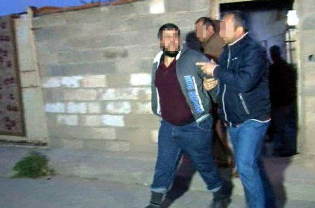 Konya'da canlı bomba bağlantılı 3 DAEŞ'li yakalandı