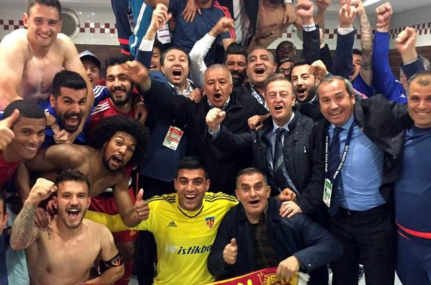 Kayserispor'da Hakan Kutlu ile yükselişe geçti