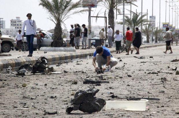 Yemen'de hava saldırında 2 kişi hayatını kaybetti