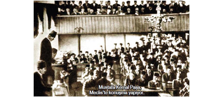 Mustafa Kemal, Meclis'in namazlarla, dualarla, hatimlerle ve kurbanlarla  açılmasını emretmişti | Gündem Haberleri