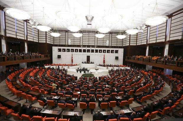 Meclis'te 23 Nisan oturumu