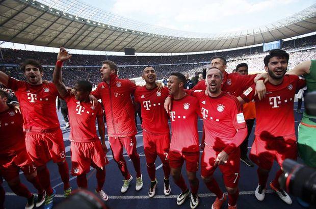 Hertha Berlin: 0 - Bayern Münih: 2