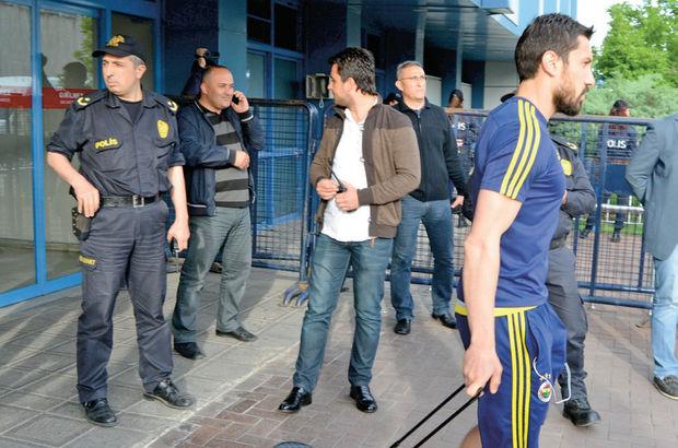 Fenerbahçe'ye VIP koruma