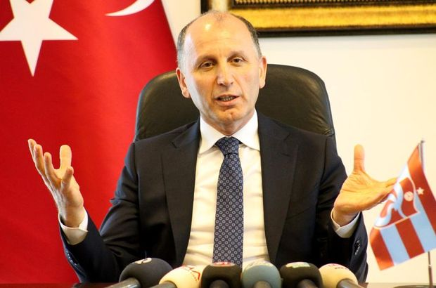 Trabzonspor Başkanı Muharrem Usta: Bir sezona bedel