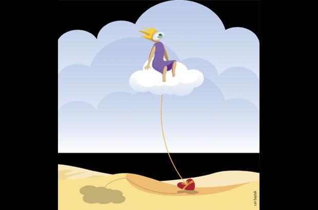 Paulo Coelho: Bulut ve çöl
