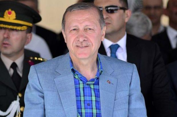 Erdoğan'dan Adanaspor'a tebrik