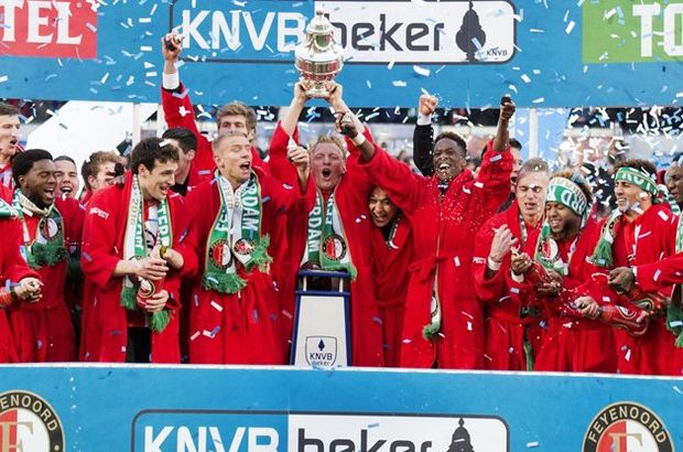 Hollanda Kupası Feyenoord'un!
