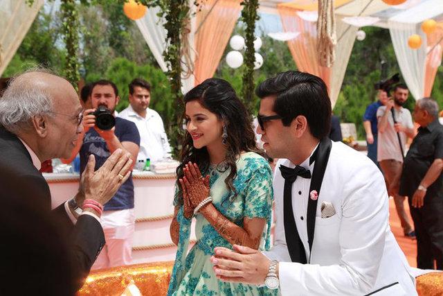 Hintli Gupta ailesinin düğünün gala gecesi bu akşam olacak