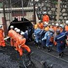 Çin'de maden ocağını su bastı: 11 işçi mahsur