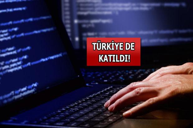 Siber olaylara karşı 'Kilitli Kalkan' tatbikatı