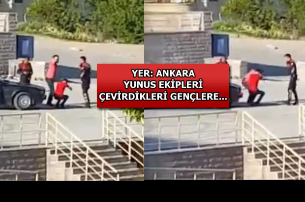 Ankara'da Yunus polislerinin asayiş uygulamasına soruşturma başlattı