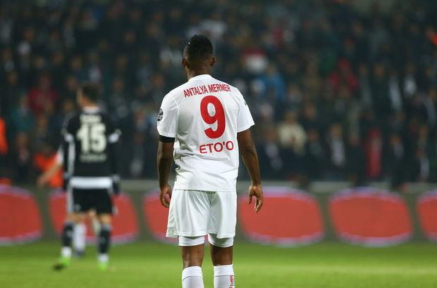 Gültekin Gencer: Samuel Eto'o için hiçbir kulüple görüşmedik