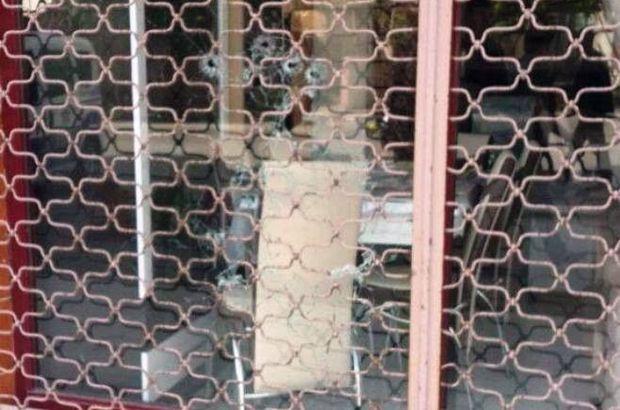 Malatya'da iş yerine pompalı tüfekli saldırı