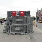 Taksim'e 1 Mayıs için 6 kamyon bariyer getirildi