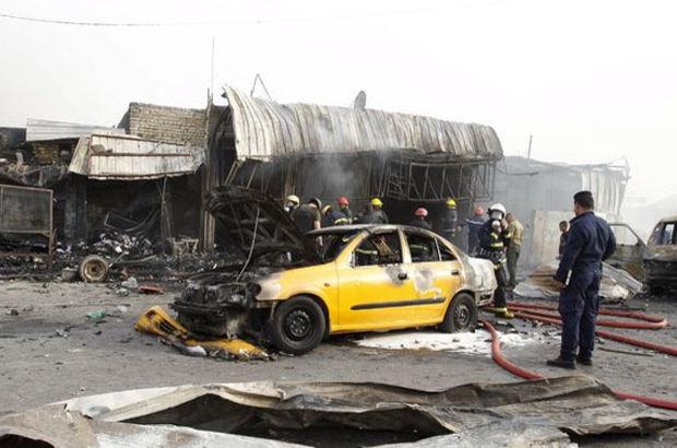 Bomba yüklü araç patladı: En az 11 ölü