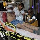DAEŞ'ten Azez'de bombalı saldırı! Yaralılar Kilis'te
