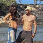 Megan Fox ve Brian Austin Green çiftinden mutluluk pozları