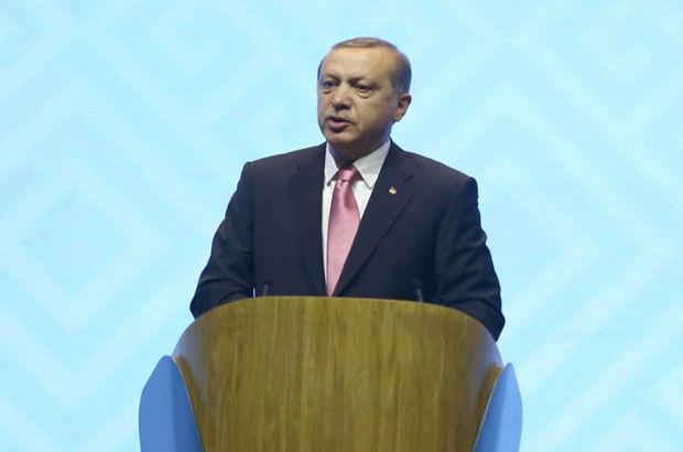 Cumhurbaşkanı Erdoğan BM Medeniyetler İttifakı 7. Küresel Forumu'nda konuşuyor