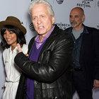 Michael Douglas katıldığı Tribeca Film Festivali'nde Prince'i andı