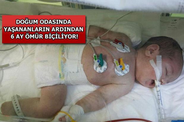 Doktor olmadığı gerekçesiyle doğan bebek rahme geri itildi!