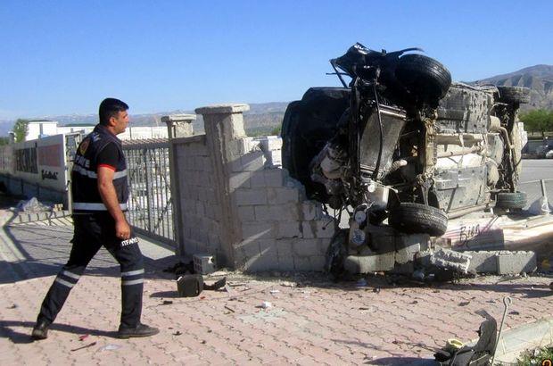 SON DAKİKA! Erzincan'da AK Parti Gençlik Kolları yöneticisi Murat Yıldız kazada öldü