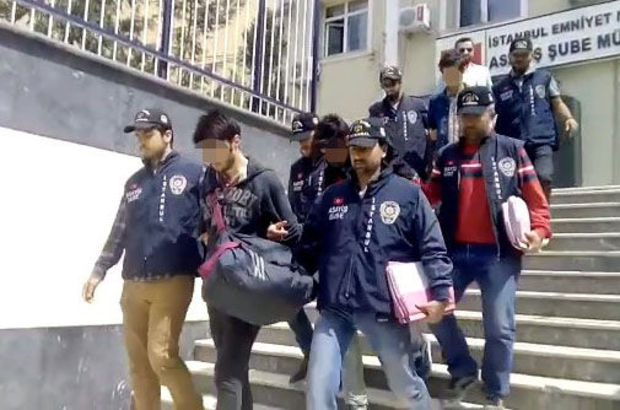 İstanbul'un 'şehir eşkiyaları' yakalandı