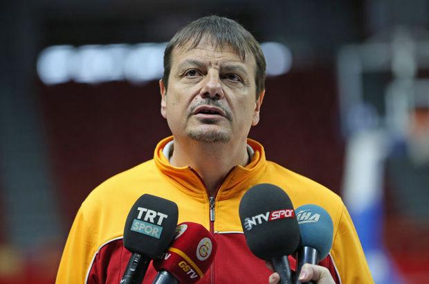 Ergin Ataman: İnşallah şampiyon olacağız