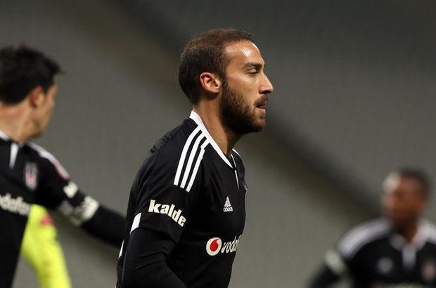 Beşiktaş'ta Cenk Tosun istatistikleriyle fark yaratıyor