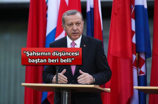 Cumhurbaşkanı Erdoğan'dan 'laiklik' açıklaması