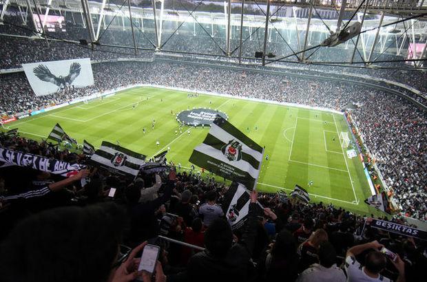 Beşiktaş'ın kasası stat gelirlerinden ve forma satışlarından gelen gelirle doluyor!
