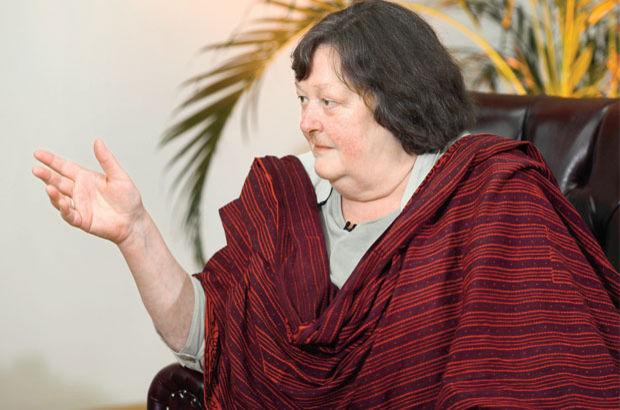 Merryl Wyn Davies, HABERTÜRK'e özel röportaj verdi