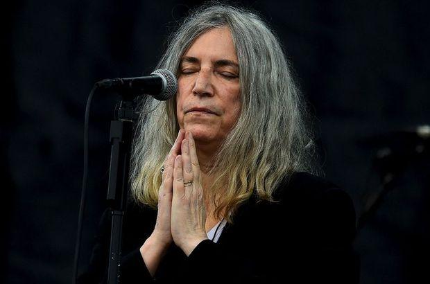 Patti Smith'in İstanbul konseri için geri sayım başladı