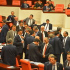Meclis'te İsmail Kahraman gerginliği