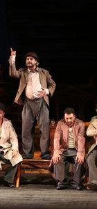 """""""Aslan Asker Şvayk"""" 20. İstanbul Tiyatro Festivali'ne konuk oluyor"""
