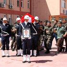 Şehit Özel Harekat Polisi Coşkun Özcan'a veda