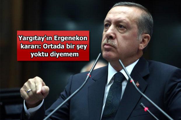 Cumhurbaşkanı Erdoğan'dan Anayasa yorumu