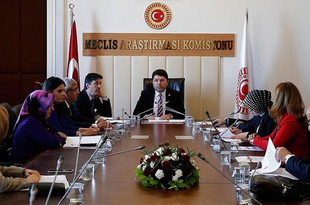 Çocuk İstismarını Araştırma Komisyonu toplandı