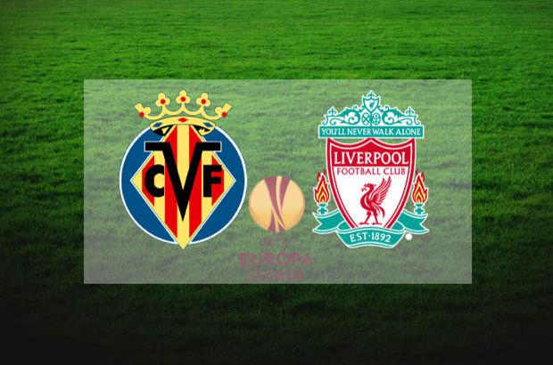 UEFA Avrupa Ligi Villarreal Liverpool maçı hangi kanalda saat kaçta? Muhtemel 11'ler!