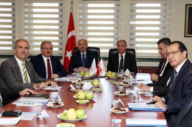 Bursa Valiliği'nde üst düzey güvenlik toplantısı