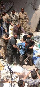 BM: Halep'te durum felaket